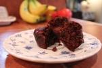 Coconut Flour Chocolate ZucchiniMuffins